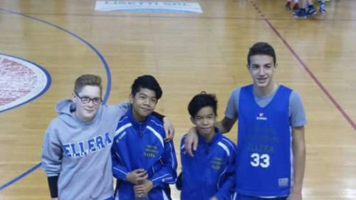 basket ellera join the game minibasket pallacanestro sport torneo ellera-chiugiana sport