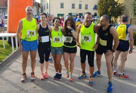 corsa cronoscalata l'unatici podismo sport ellera-chiugiana sport