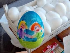 Uovo d'artista, domenica il gran finale 7