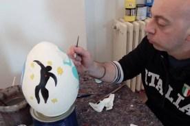 Uovo d'artista, domenica il gran finale 4