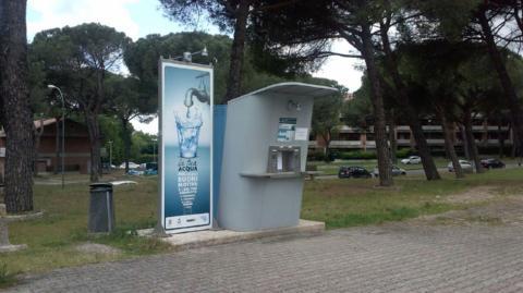 fontanella incasso progetto fonanelle rapina scassinata umbra acque cronaca san-mariano
