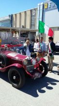 Al via la Coppa della Perugina, la partenza a Corciano con Betti e Romizi 6