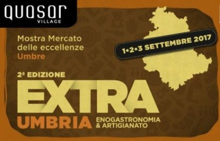artigianato eventi extra umbria gastronomia musica quasar village economia ellera-chiugiana eventiecultura