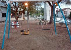 Terrioli: nuovo parco giochi. Sabato l'inaugurazione all'Area Verde di via Cecov 4