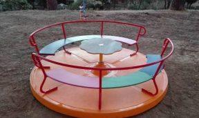 Terrioli: nuovo parco giochi. Sabato l'inaugurazione all'Area Verde di via Cecov 1