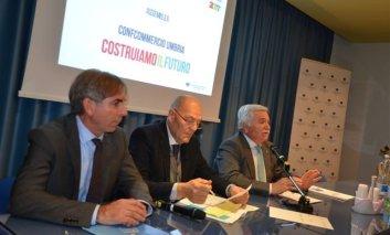 Giorgio Mencaroni eletto alla presidenza di Confcommercio Umbria