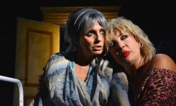 Isabella Ferrari e Iaia Forte inaugurano la Stagione di prosa del teatro Cucinelli di Solomeo