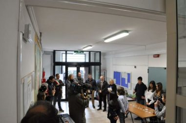 La Presidente Marini alla riconsegna delle scuole corcianesi dopo i lavori costati oltre 410 mila euro 10