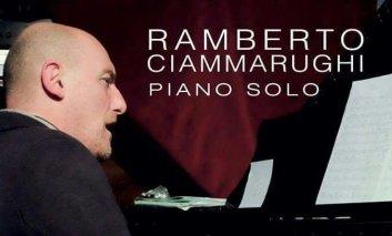 Ramberto Ciammarughi: piano solo per la solidarietà