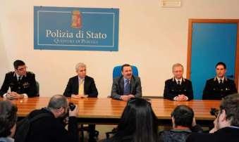 """Polizia, nuovo questore a Perugia: """"L'obiettivo è produrre sicurezza"""""""