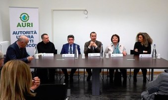 """Nuova sede per l'autorità umbra rifiuti e idrico, Betti: """"Ora il piano d'ambito condiviso"""""""