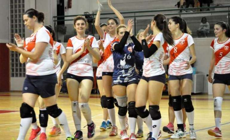 Volley femminile: Centova Perugia mette ko San Mariano e vola in semifinale