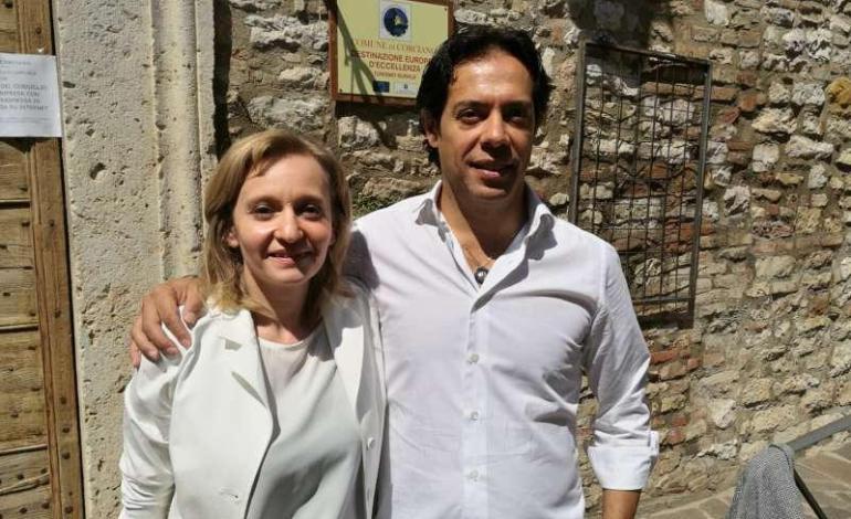 Chiara Fioroni e Mario Ripepi (M5S)