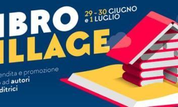 Tre giorni dedicati alla lettura con Libro Village, partecipa anche L'Abbraccio