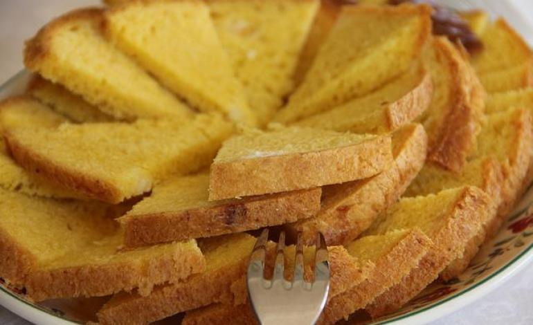 All'Umbria 69 Bandiere del gusto Coldiretti: la torta al formaggio c'è