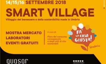 Arriva Smart Village il villaggio del benessere e della sostenibilità made in Umbria