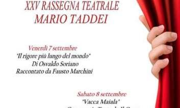 La Proloco di San Mariano si rinnova con tante idee, un nuovo direttivo e la rassegna teatrale Mario Taddei