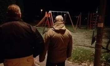 Passeggiata per la sicurezza, Forza Nuova scende in strada a Castelvieto