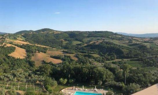 Meteo, assaggio d'estate su gran parte dell'Umbria