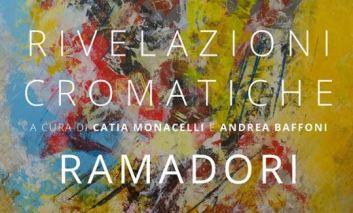 """Ferruccio Ramadori espone ala Rocca Flea le sue """"Rivelazioni Cromatiche"""""""