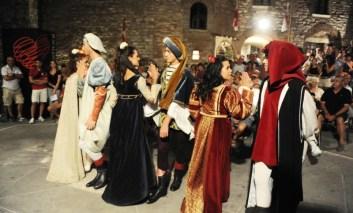 Al Corciano Festival al via le rievocazioni storiche tra Medioevo e Rinascimento