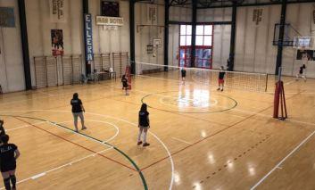 Volley: Ellera riparte con gli allenamenti delle giovani pallavoliste