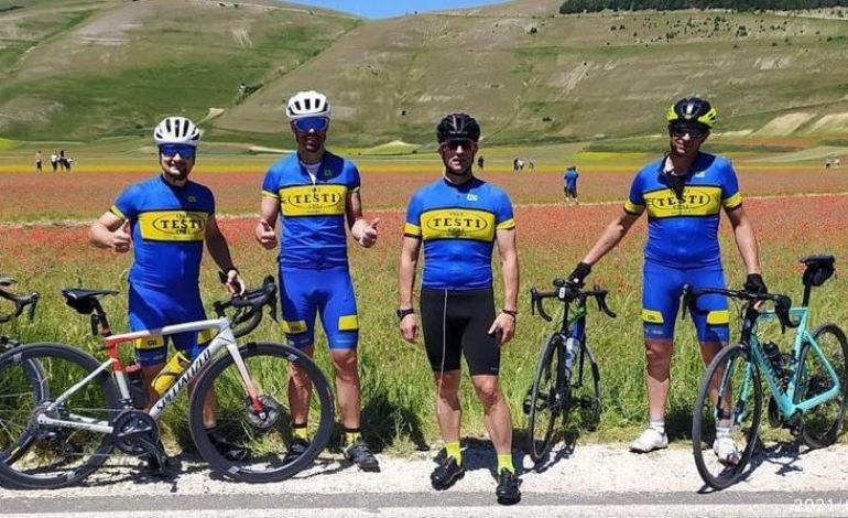 MTB: la squadra Testi Cicli al top nelle gare regionali e internazionali