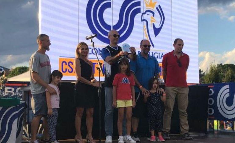Al Villaggio dello Sport il CSI premia l'Atletico Maldossi
