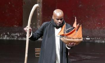 """Peter Brook torna al Teatro Cucinelli di Solomeo con """"Tempest Project"""""""
