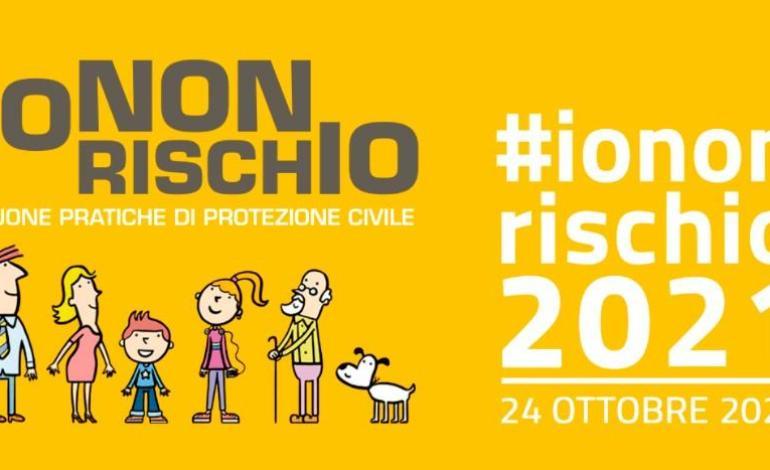 """""""Io non rischio"""", domenica la campagna per le buone pratiche di Protezione Civile"""