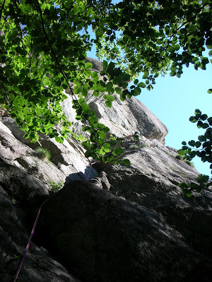 26/07/2012 Tunnel diagonale – Val di Mello