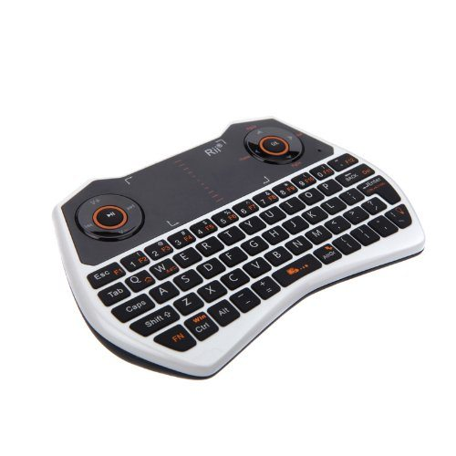 6d5ae9983e1 Review: Rii Mini One i28 Wireless Keyboard With Touchpad - Cord ...