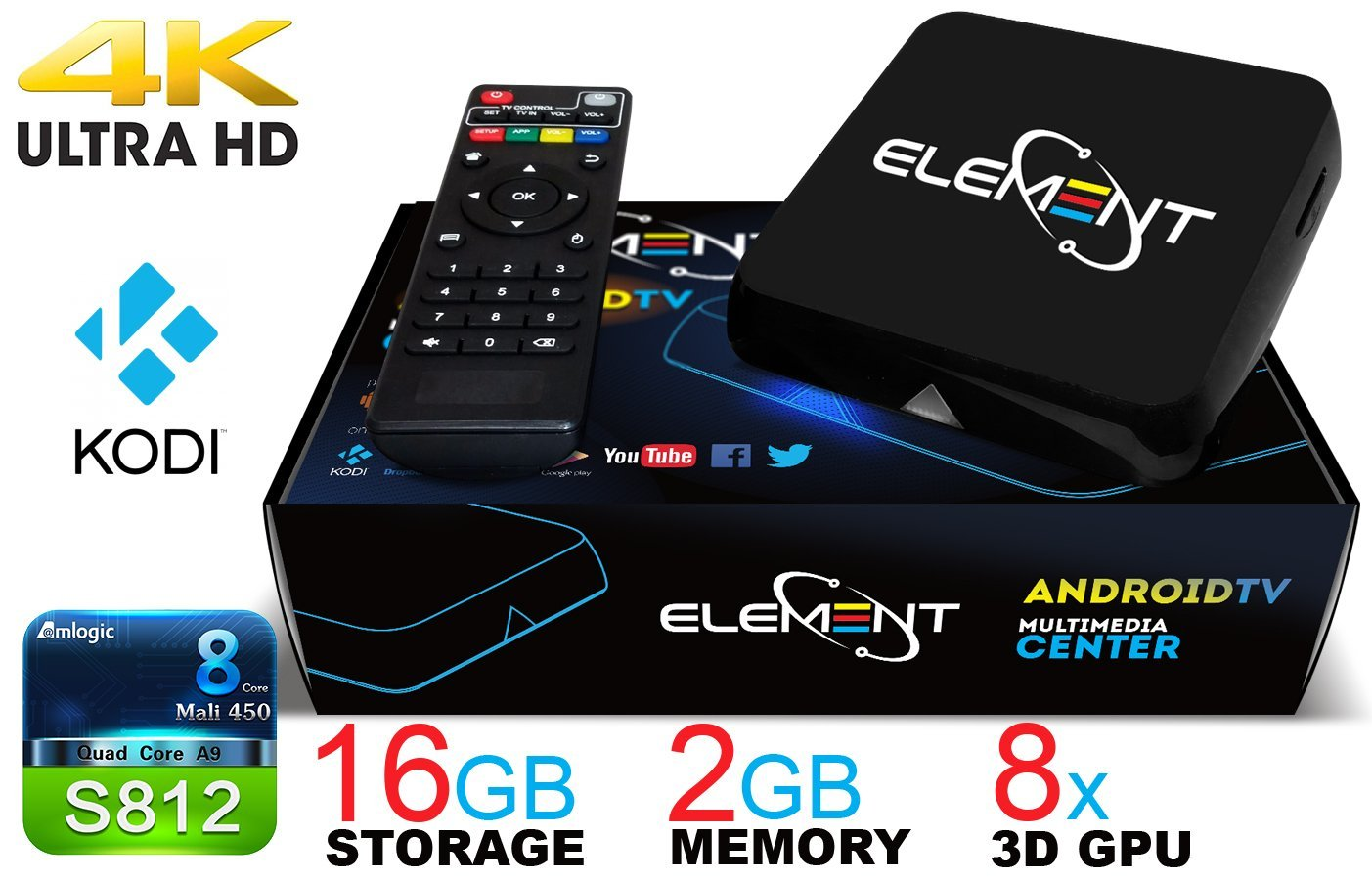 android media box amazon