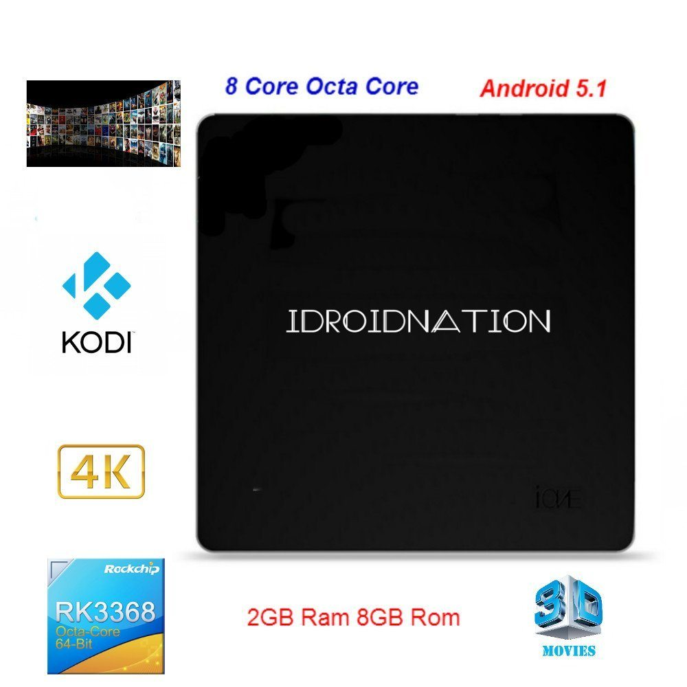 Review: Idroidnation I-Box Android 5.1