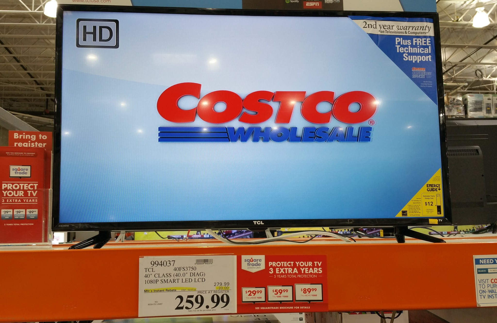 Costco February Cord Cutting Deals Apple Tvs Roku Tvs Blue Ray