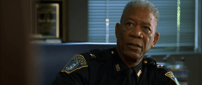 Morgan Freeman Gone Baby Gone