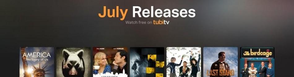 Tuby TV July 2017