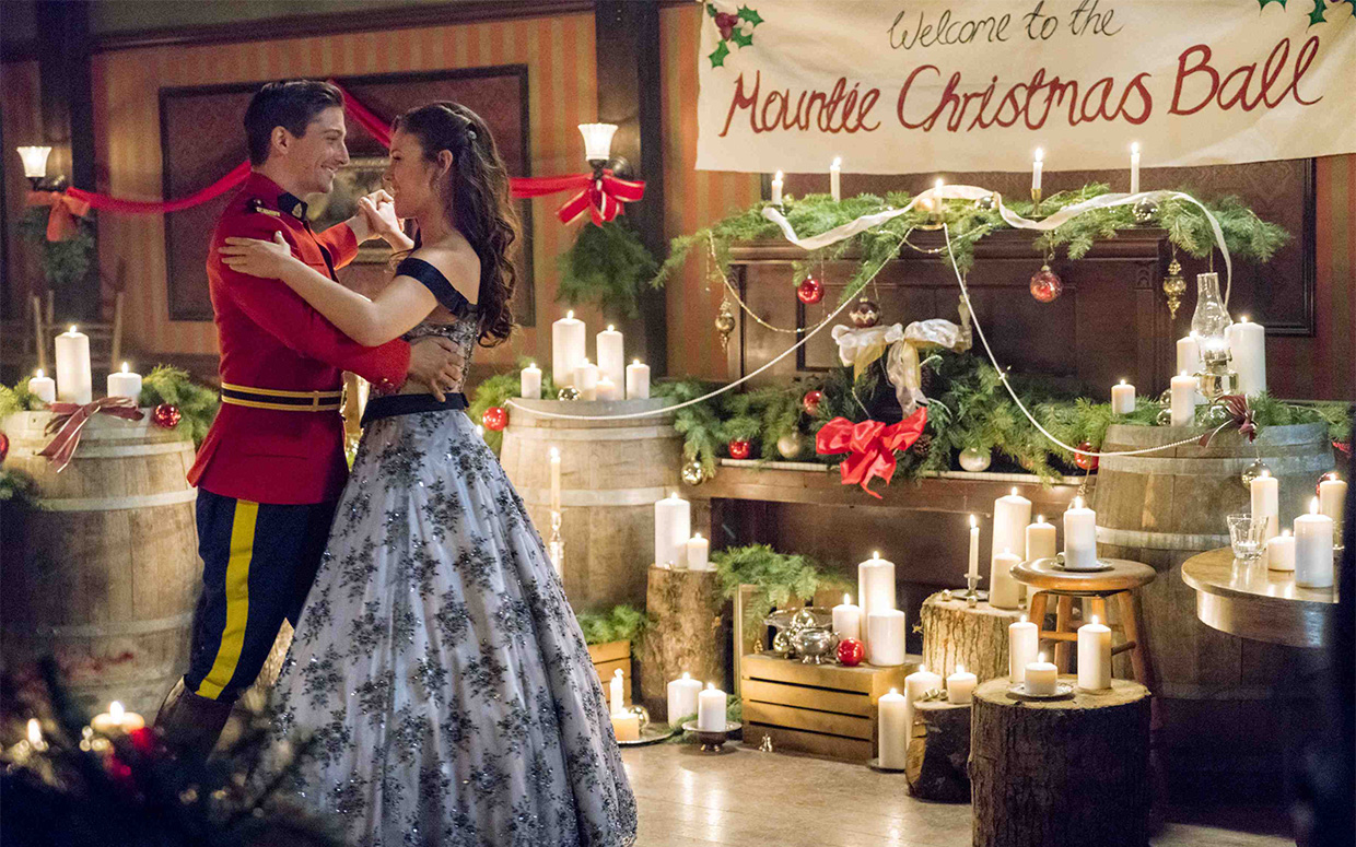 Welcome To Christmas.The Hallmark Channel S Countdown To Christmas With 40