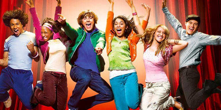 high school musical cast photo