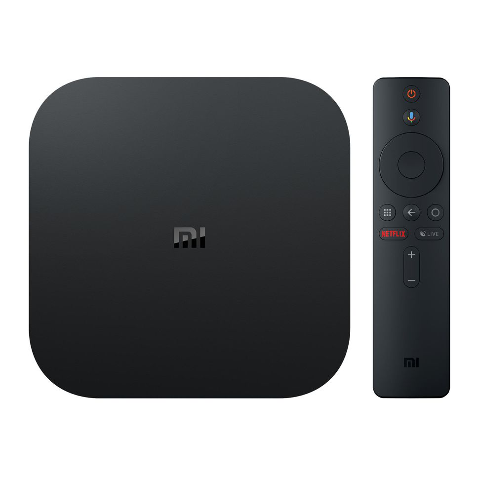 Google, Xiaomi announce Mi Box S Android TV streaming box