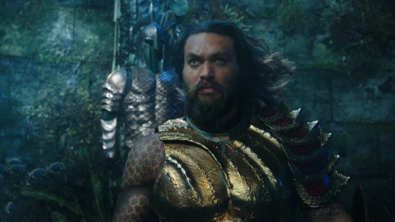 Epic final trailer for Aquaman shows off a young hero in training