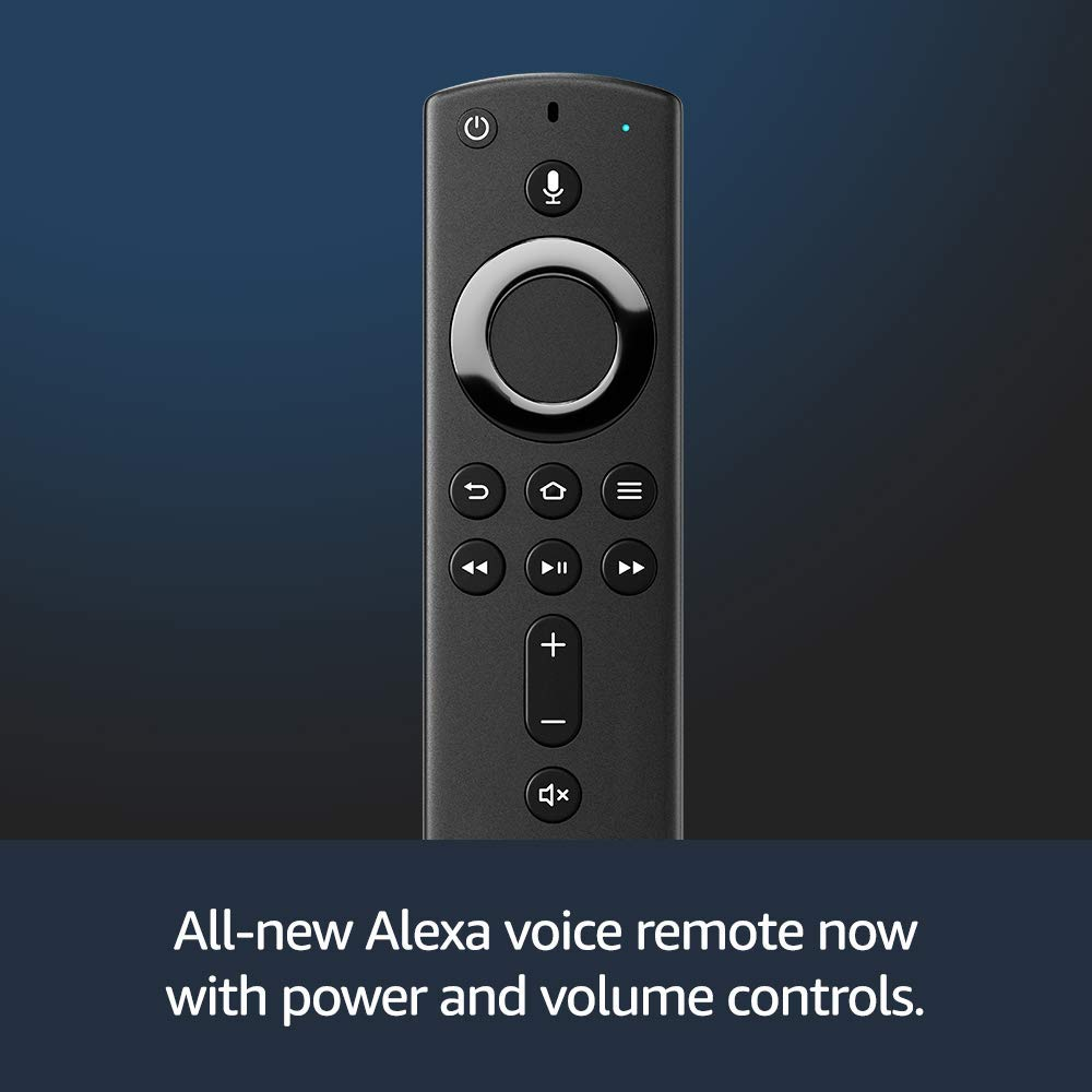 New Amazon Fire TV Comes with Much Better Alexa Remote