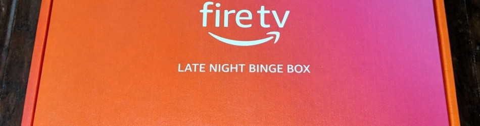 Fire TV late Night Binge Box (Medium)