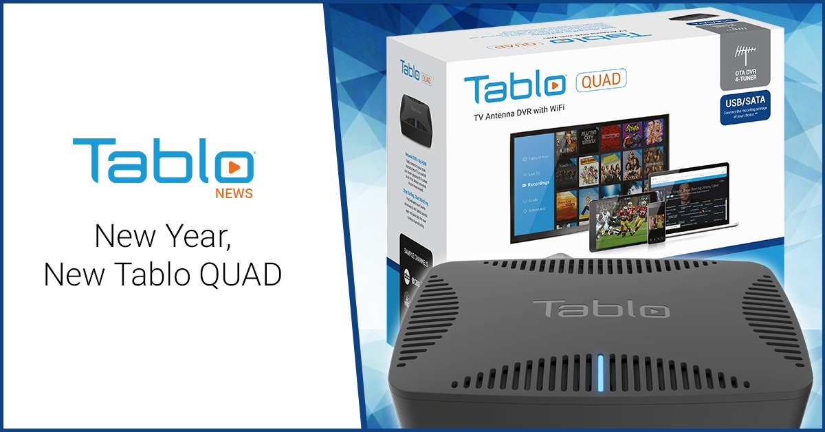Review: Tablo Quad 4 Tuner OTA DVR For Cord Cutting | Best