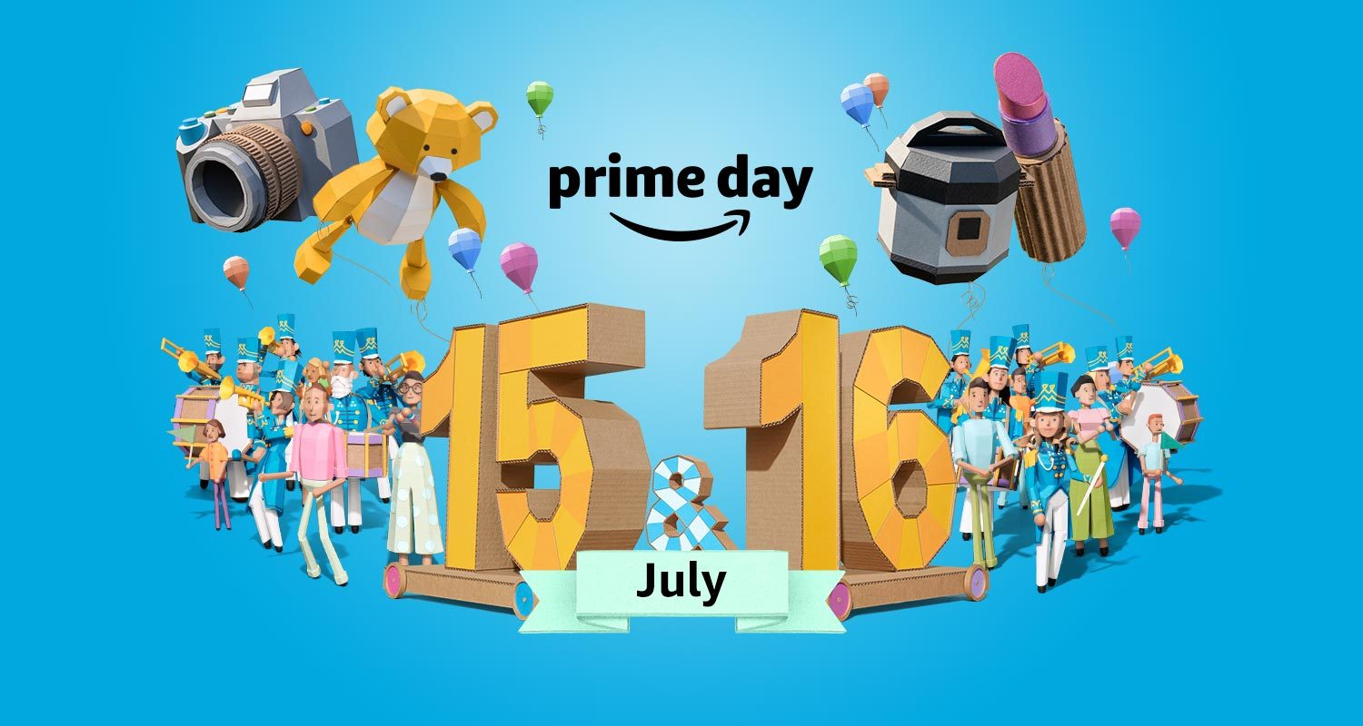Amazon Prime Day Deals Start Today (Yes Today) Act Now to