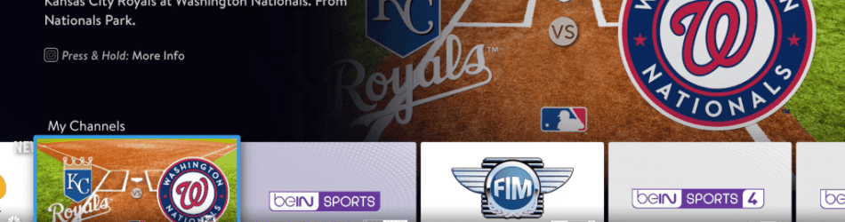 Sling TV is Rolling Out An Updated User Interface on Roku