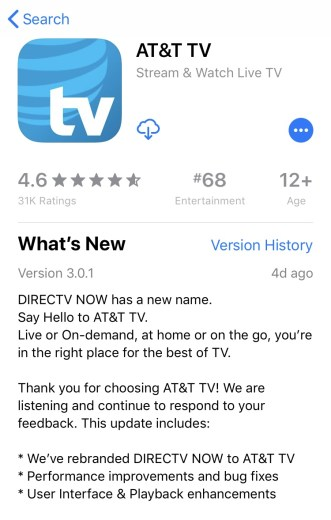 AT&T TV vs AT&T TV NOW: What's the Difference? - Cord