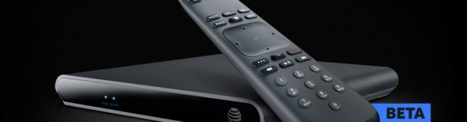 AT&T TV Box