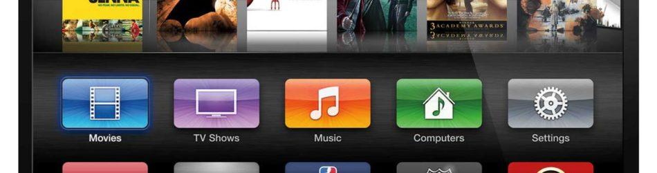 Apple TV large