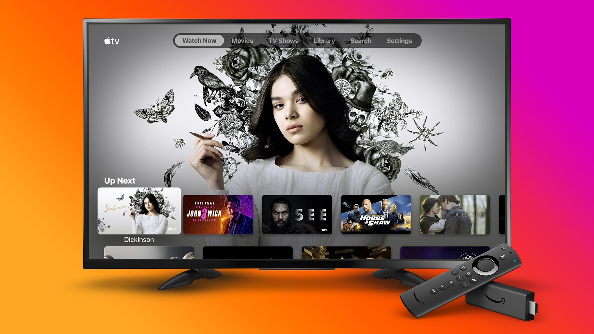 Apple TV App Comes to FireTV Stick